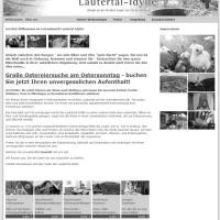 Feriendomizil Lautertal-Idylle